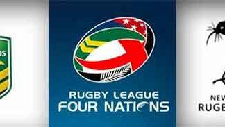 4 Nations Australia v New Zealand