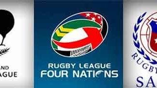 New Zealand vs Samoa in 4 Nations