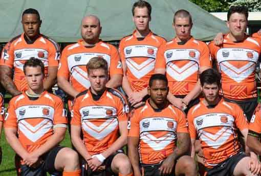 Netherlands Rugby League