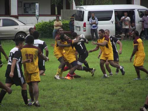 2014 PNG Rugby League Independance Day