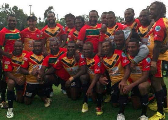 2014 PNG Rugby League