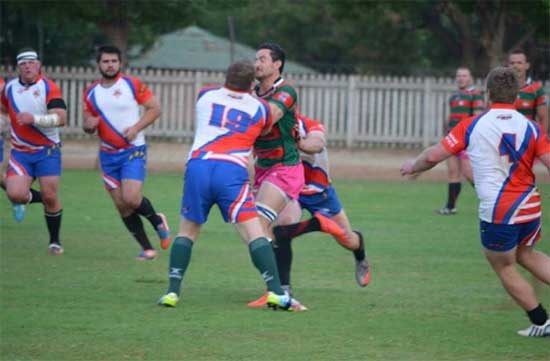 South Africa Rugby League - Pretoria East Rabbitohs and Brakpan Bears