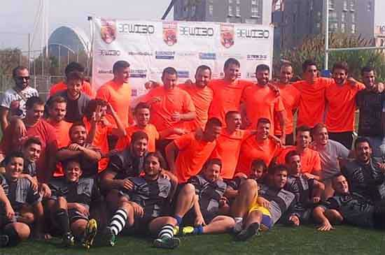 Torrent Tigers Sanish Rugby League Team