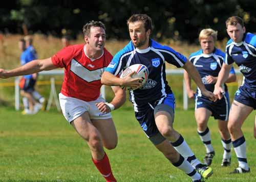 2014 Scotland Rugby League Squad