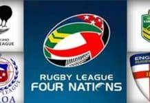 2014 Rugby League Four Nations