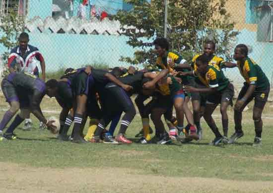 Jamaican 2015 Rugby League second division competition kicks off