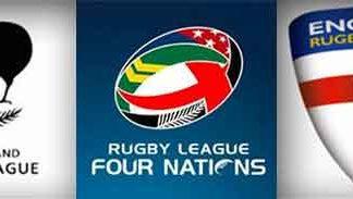 2014 Four Nations New Zealand vs England