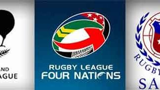 2014 Rugby League Four Nations - New Zealand vs Samoa