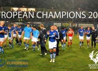 Scotland Rugby League 2014 European Champions