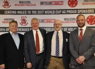 Wales Rugby League and My Club Betting announce partnership