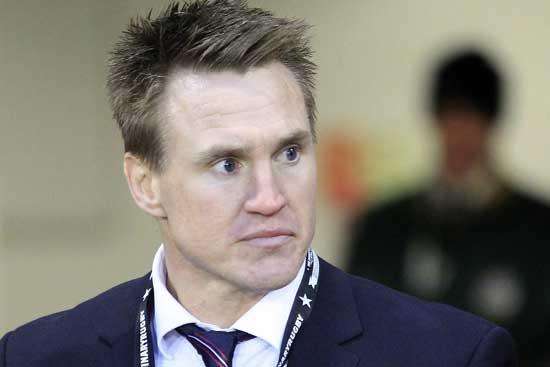 England Academy coach Richard Marshall (Photo by SWpix)