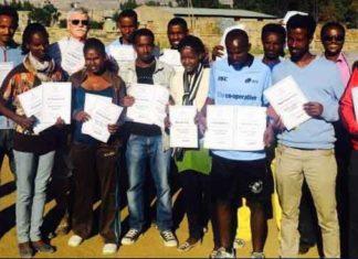 Ethiopia Sports Teachers Coaching Course