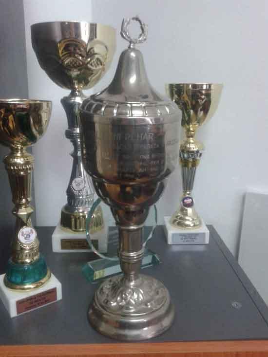 Belgrade Liberation Cup Trophy