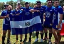 El Salvador at 2015 Cabramatta International 9s