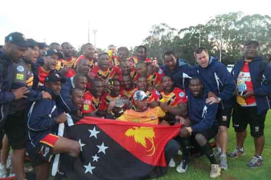 2014 9's Cup winners