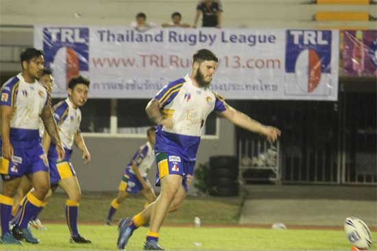 Thailand Rugby League 2015