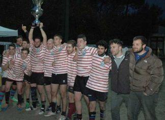 USAG Roma lift Italian Cup in Tuscany