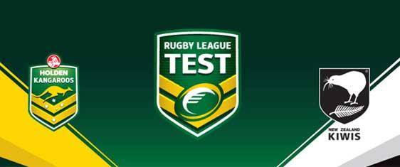 2015 Australia v New Zealand ANZAC Test