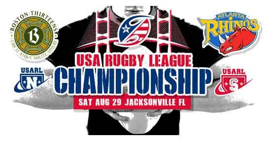 2015 USARL Championship