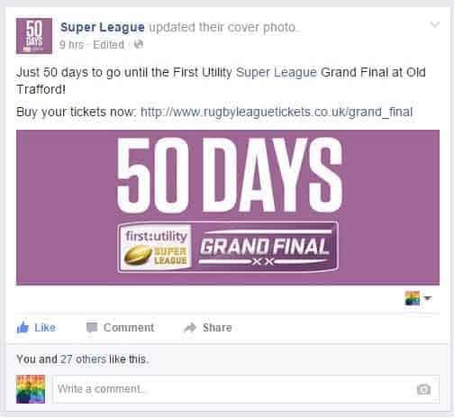 2015 Super League 50 days to go!