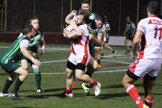 2015 Malta v Rugby League Ireland