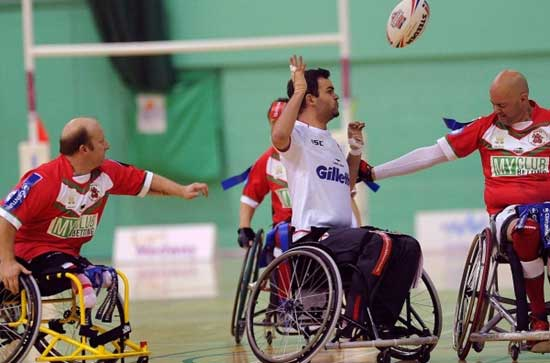 2015 Wheelchair Rugby League Championship