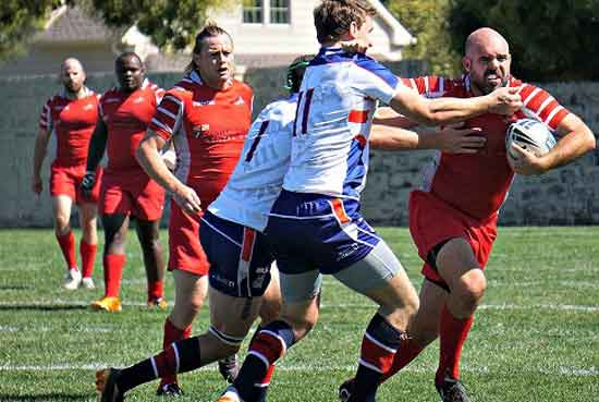 Canada vs USA 2015 Colonial Cup