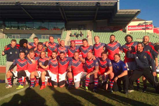 Rugby League Norge 2015