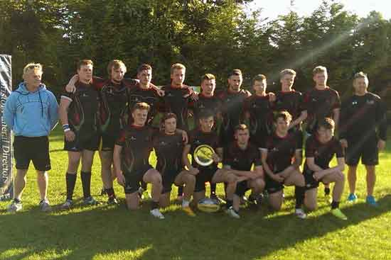 Wales Student Rugby League