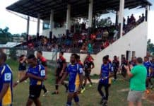 Port Vila Fire Ants v Santo Boars in annual Vanuatu SOO clash