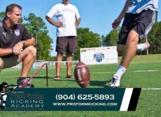 Mike Hollis Proform Kicking Academy