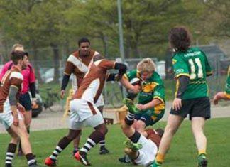 2016 Dutch Rugby League Championship