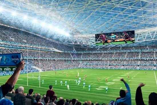 Money for NSW Stadiums