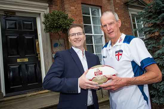 Kingstone Press Cider are Principal Partners of England Rugby League
