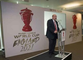 England bid for 2021 Rugby League World Cup