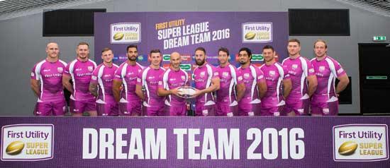 2016 Super League Dream Team