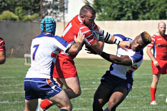 Rugby League Americas Championship Series finale