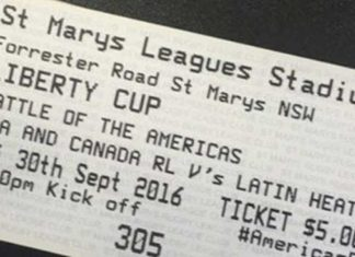2016 Rugby League Liberty Cup