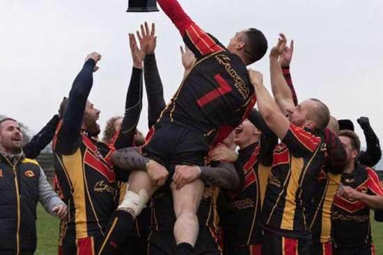 RLC Dragons Krupka win their first Czech Grand Final