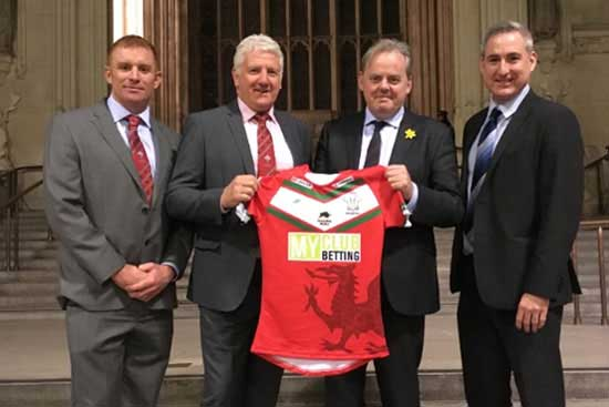Wales All-Party Parliamentary Rugby League Group