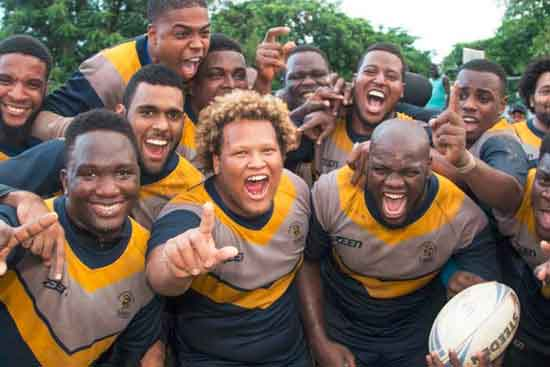 Knights upset Crocs to win Jamaican rugby league title