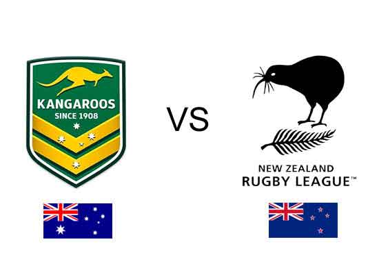 Australia vs Kangaroos