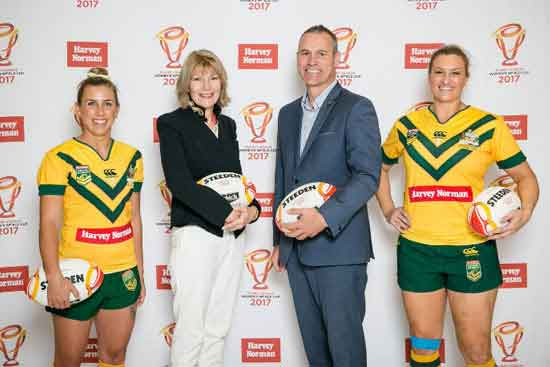 Women's Rugby League World Cup 2017
