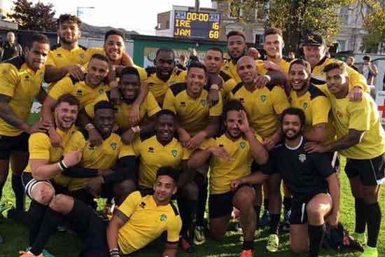 Jamaica Rugby League team