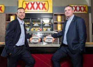 RLWC2017 CEO Andrew Hill and Matthew Windsor Lion Customer Director for On Premise