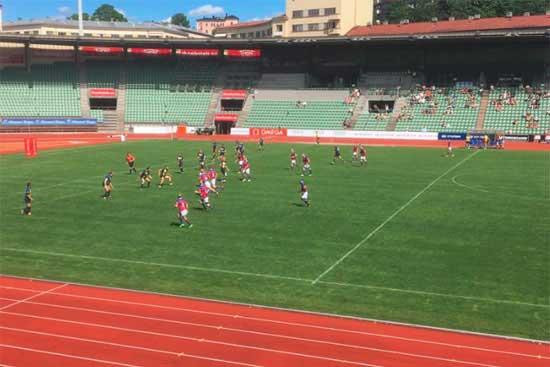 Nordic Cup - Norway vs Sweden in Oslo
