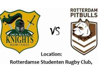 Knights v Pitbulls meet in Dutch 2017 Grand Final