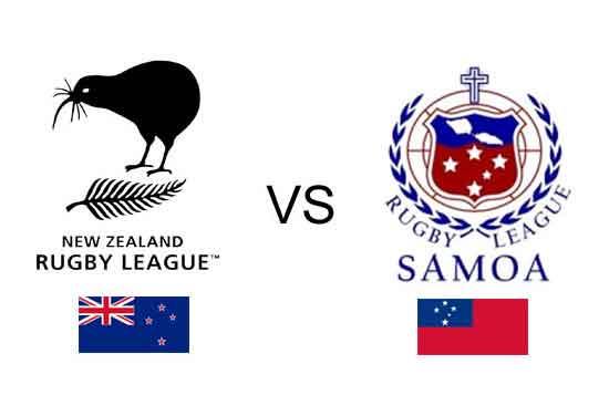 New Zealand v Samoa RLWC2017 Preview