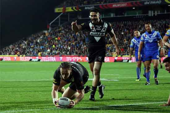 Takairangi Try against Samoa in Auckland