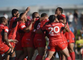 Tonga Squad to take on Samoa 2017 RLWC